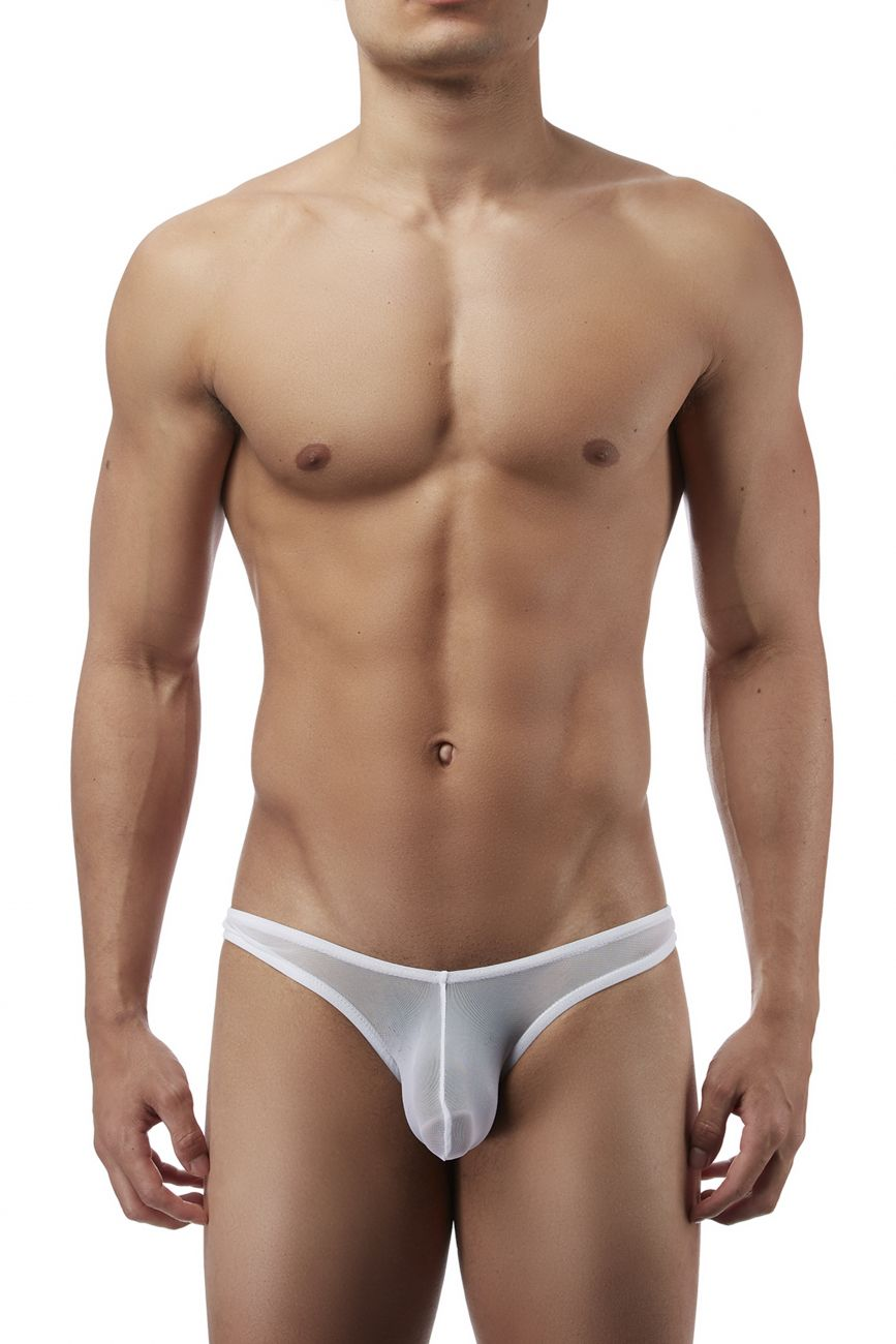 Euro Male Mesh Full Cut Thong