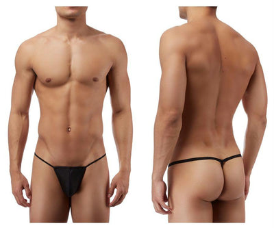 Euro Male Spandex Pouch G String
