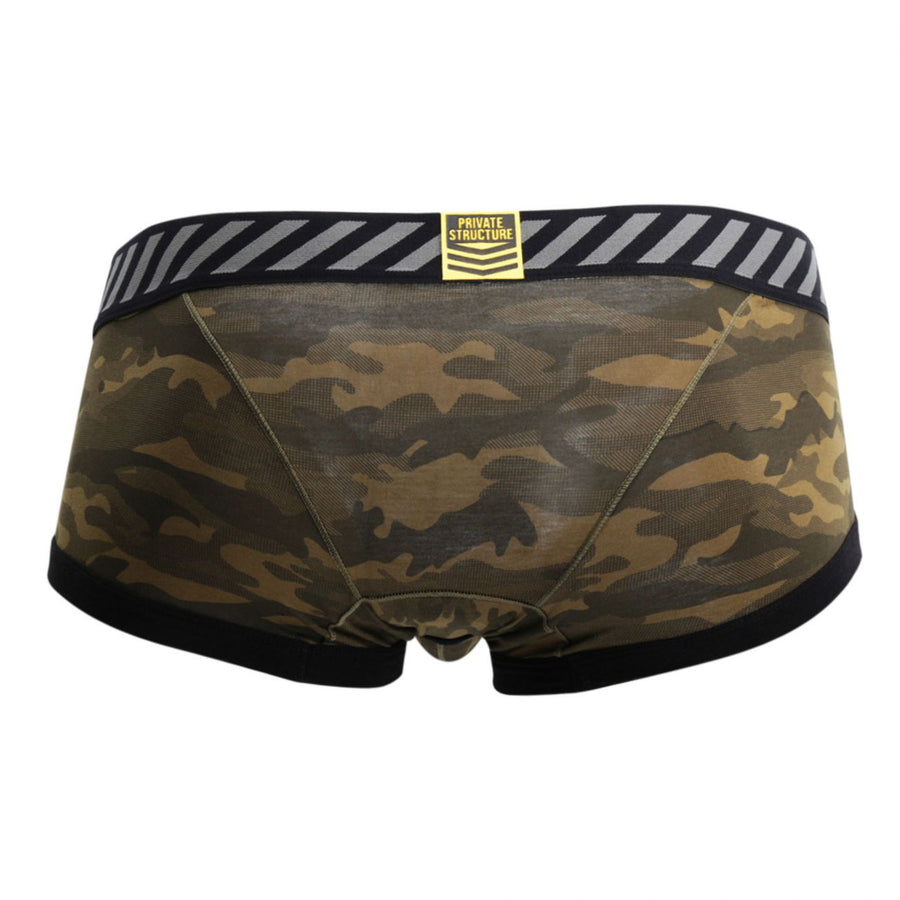 Soho Camouflage Mesh-Fly Trunk