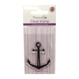Dovecraft Clear Cling Stamp - Nautical Anchor - SweetpeaStore