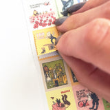 Wizard of Oz Inspired Peel-Off Stickers - SweetpeaStore