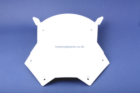Hyosung Front Center Fairing White GD250N