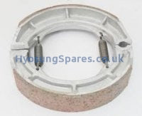 Hyosung Aquila Brake Shoes Rear GV 250