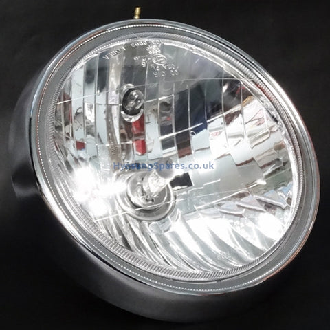 Genuine Daelim Head Lamp Assy VL125