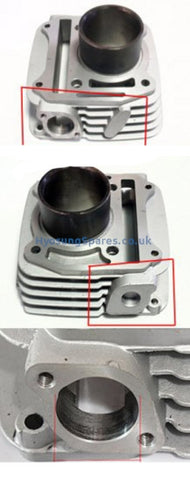 Hyosung Genuine Cylinder Rear GV250 NEW