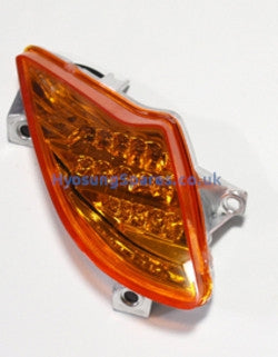 Hyosung Front Left Turn Signal Amber Lens Hyosung MS3 250