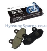 GENUINE Brake Pads Hi TEC