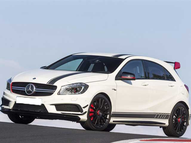 AMG Sport Stripes Graphite Matt Grey Bonnet/ Hood and Roof