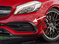 A45 AMG Spoiler Flaps 2016+