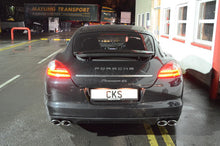 Load image into Gallery viewer, porsche panamera sport exhaust