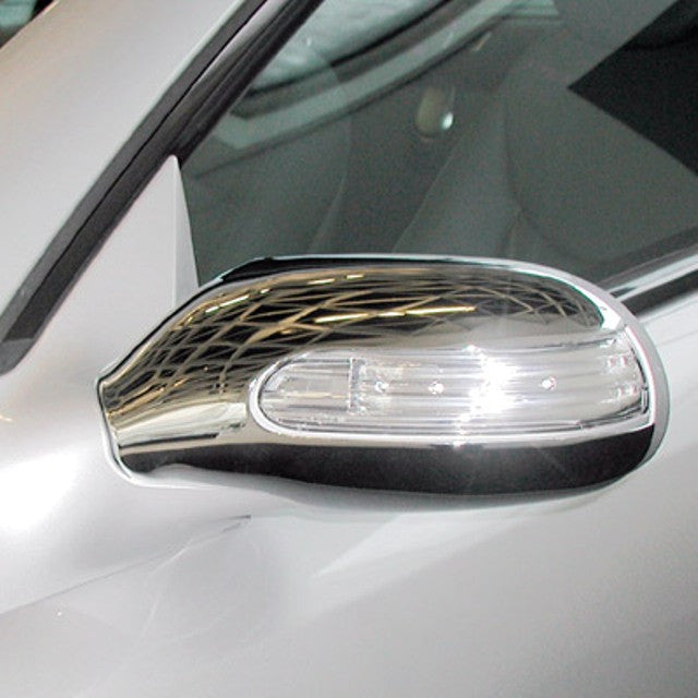 Mercedes Chrome Mirror Covers R230 SL R171 SLK