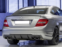 Load image into Gallery viewer, Mercedes C Class Coupe boot spoiler