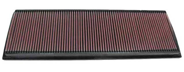 K&N High Flow Air Filter 33-2189 Porsche 911 996 GT2 GT3 Turbo