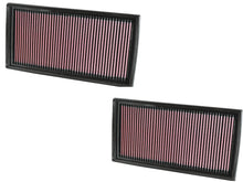 Load image into Gallery viewer, k&n Air filter 33-2405 AMG 63