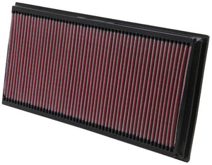 K&N High Flow Air Filter 33-2857 Porsche Cayenne