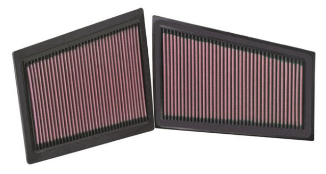 K&N High flow air filter W166 ML350CDI X166 GL350CDI