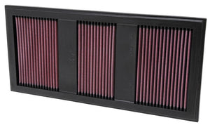 K&N High flow air filter X204 GLK350 V6 from 2011