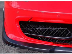 "MEC Design Ferrari 458 Spoiler Corners ""ears"" Paintable finish"