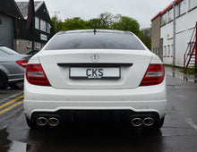 Load image into Gallery viewer, C Class Sport exhaust