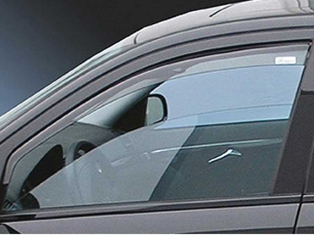 C204 C Class Coupe Wind deflector Set for Front windows