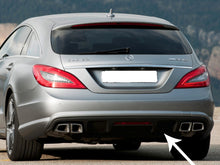 Load image into Gallery viewer, cls63 shooting brake diffuser