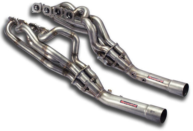 Supersprint Long Tube Sports headers W221 AMG S63