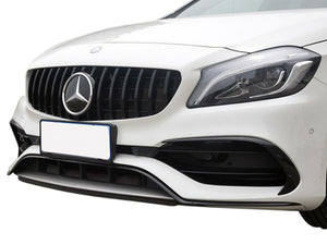 Mercedes a class grille