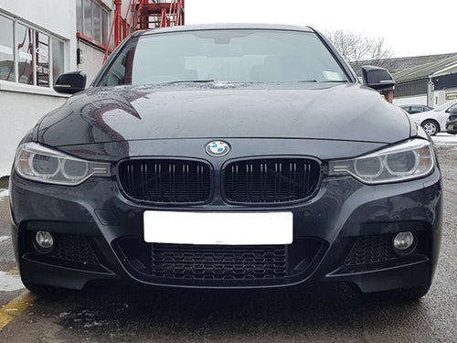 bmw f30 gloss black kidney grills