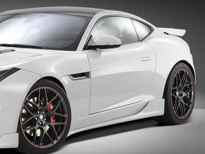 Jaguar F Type Side Skirts