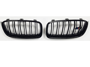 F30 Black Grilles with M emblem