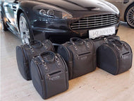 Aston Martin DBS Coupe Luggage Baggage Case Set Roadster bag