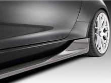 Load image into Gallery viewer, Jaguar F Type Coupe Side Skirts Wings Carbon Fibre