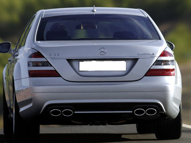 S63 AMG Diffuser