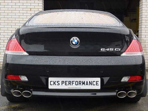 CKS Sport Exhaust BMW 6 Series 630i 635d 645i 650i