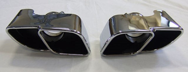 Porsche 911 997 Turbo and GT2 Sport Tailpipes