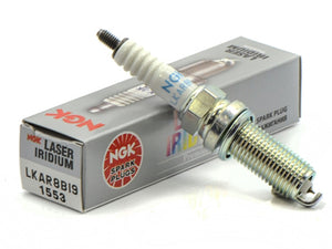 NGK Laser Iridium Spark Plugs 55 Kompressor Engine Set of 16 AMG M113 Kompressor Engine
