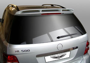W164 ML Rear roof wing