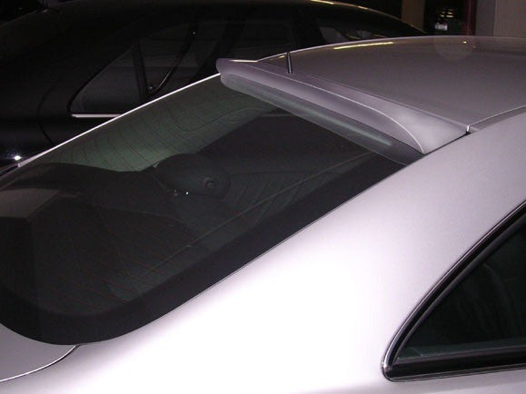 W209 CLK Roof spoiler for models with GPS