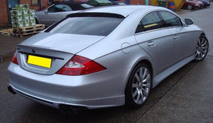 W219 CLS Roof Spoiler for models without GPS