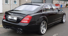 Load image into Gallery viewer, AMG Style Boot Trunk Lid Spoiler W221 S Class