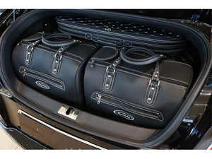 Bentley Continental GT Coupe Luggage Roadster bag Set Models from 2011 TO 2018