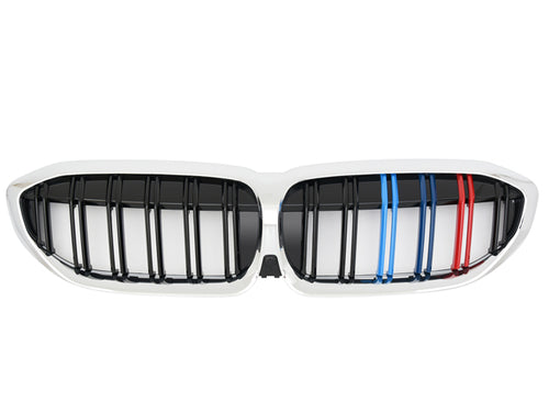 BMW G30 3 Series Grill Gloss Black M3 Style