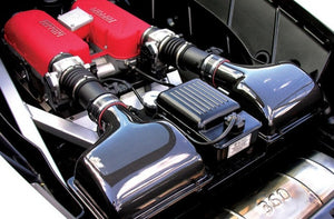 Ferrari 360 Performance Airboxes