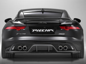 Jaguar F Type Coupe GT Rear Wing
