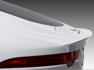 Jaguar F Type Boot Spoiler