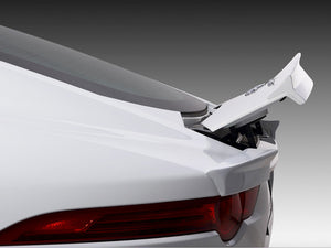 Jaguar F Type Trunk Lid Spoiler