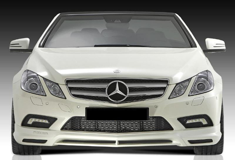W207 E Class Coupe Cabriolet RS Front Spoiler lip