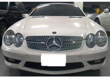 Load image into Gallery viewer, R230 SL Diamond grille all models to 2006