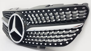 R230 SL Diamond grille all models to 2006