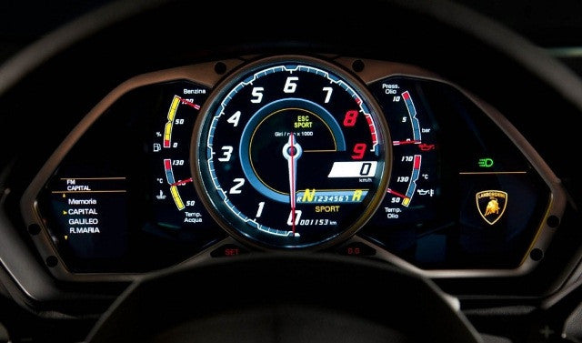 Lamborghini Gallardo Superleggera ECU Remap